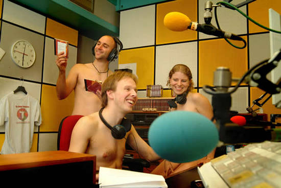 Some of the Naked Scientists