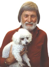 Ray Conniff and friend.